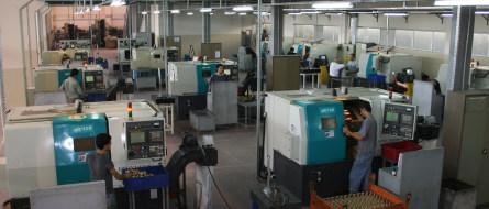 Produktionsstandort der alcom gmbh